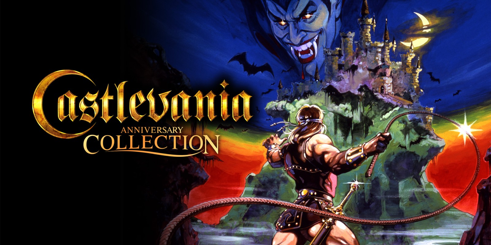 Castlevania: Advance Collection gets logo and will contain four games
