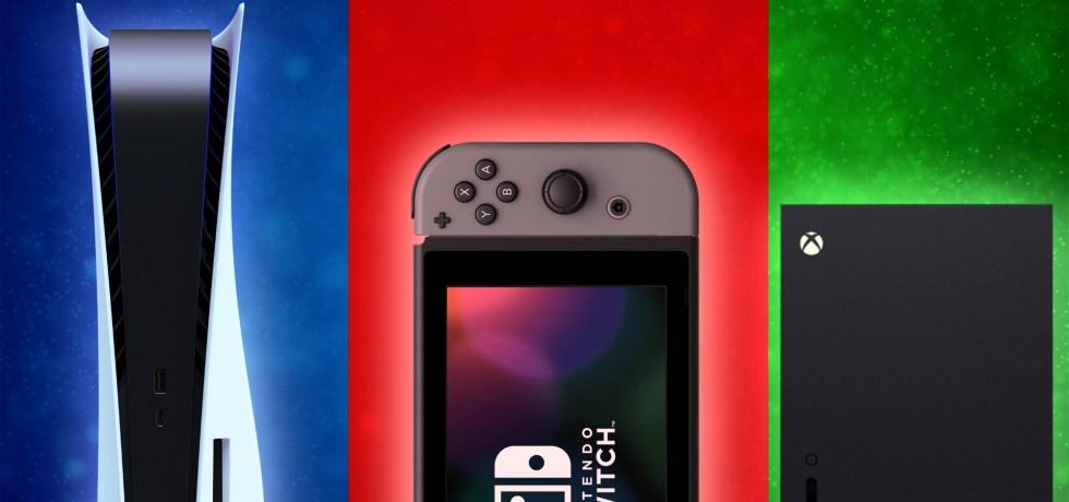 ps5, xbox, switch
