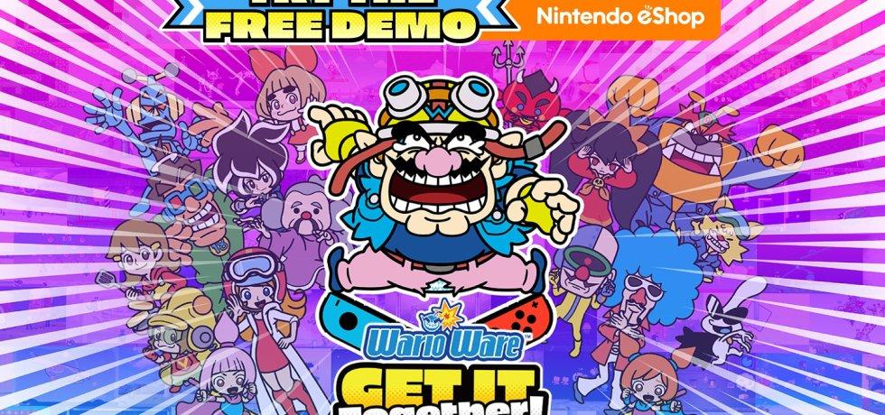 warioware: get it together demo