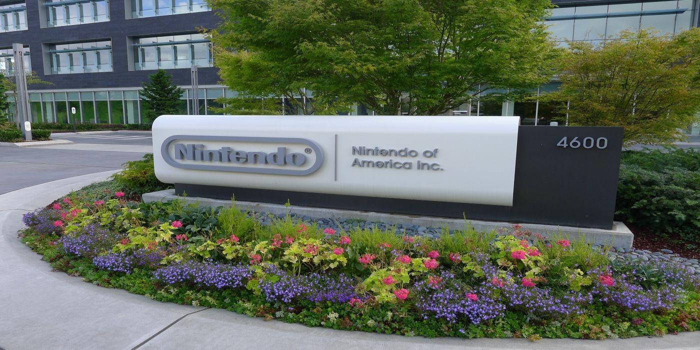 Nintendo of America logo