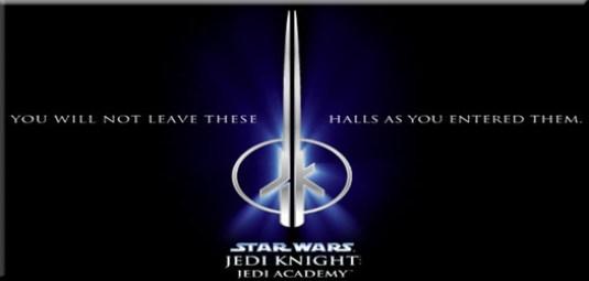 Jedi Knight Jedi Academy