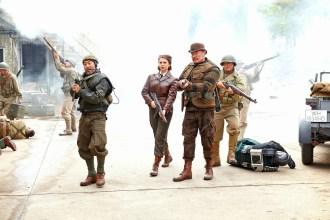 Agent Carter and Howling Commandos