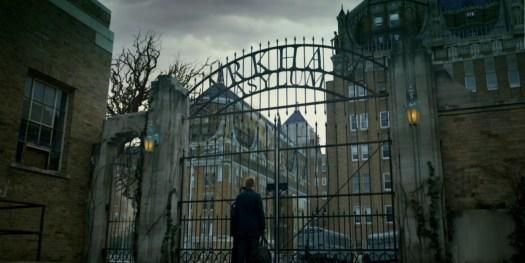 Lovecraft, Gotham