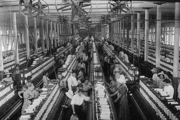 Industrial Revolution • Background Noise Generator