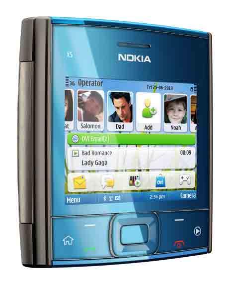 Nokia_X5_Left_Perspective_Closed_Azure_Blue_0499661
