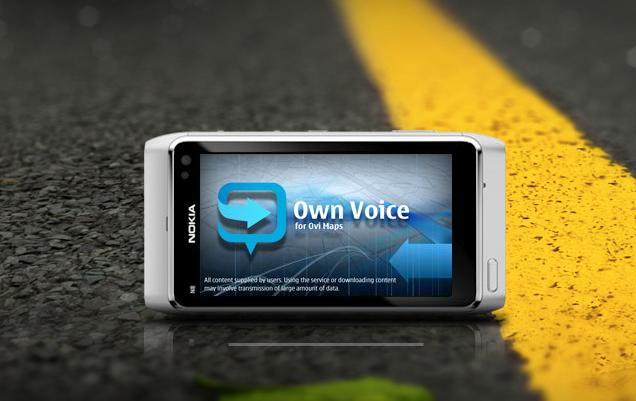own voice n8