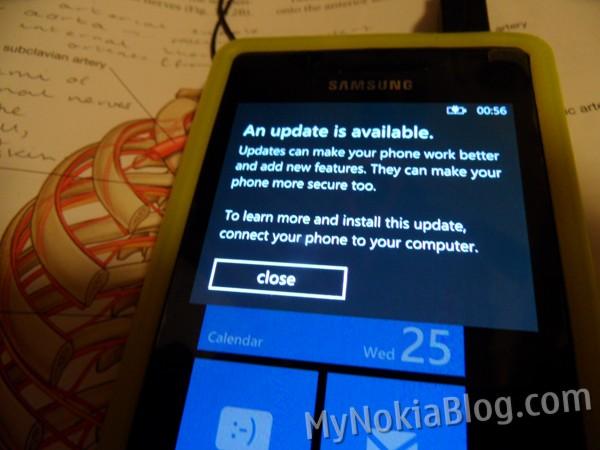 zune pour windows phone omnia 7