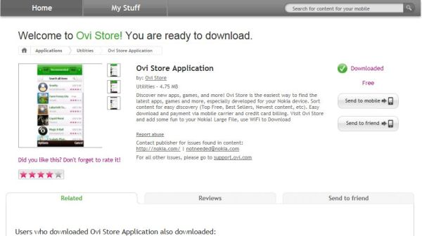 How To: Re-Download the Ovi Store, for any reason! : My Nokia Blog - 200