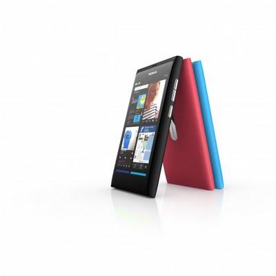 Nokia N9 Meego Smartphone 5
