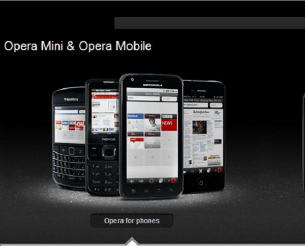 Opera Update