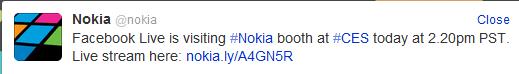 FB Nokia