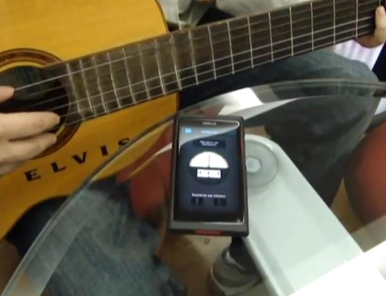 weekend watch n9 apps afinatron guitar tuner free at nokia store my nokia blog 200. Black Bedroom Furniture Sets. Home Design Ideas