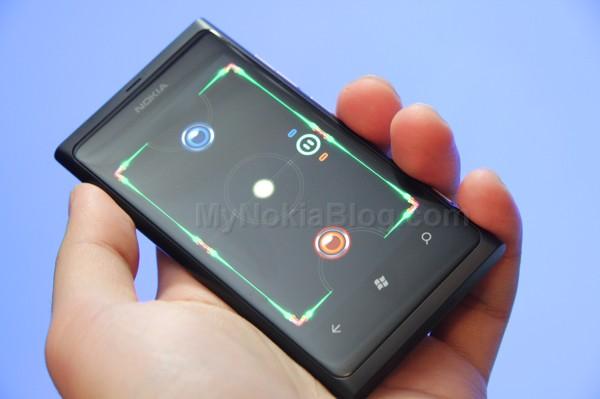 Air Hockey Nokia Lumia