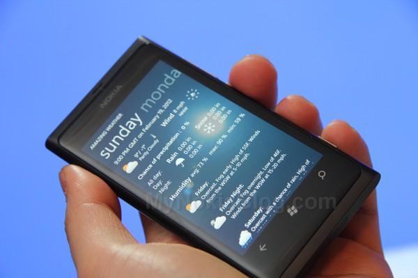 Amazing Weather Nokia Lumia 800(12)