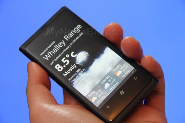 Amazing Weather Nokia Lumia 800(14)