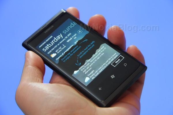Amazing Weather Nokia Lumia 800(6)