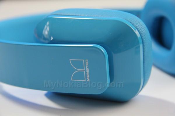 Nokia Purity HD Monster Cyan(24)