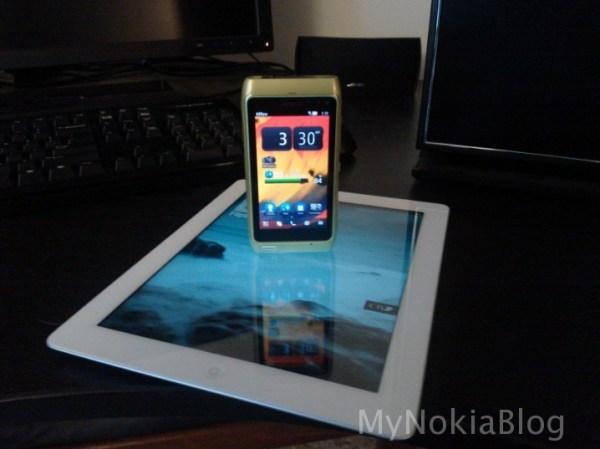 N8 Vs. iPad 3