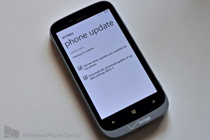 Lumia 822 update