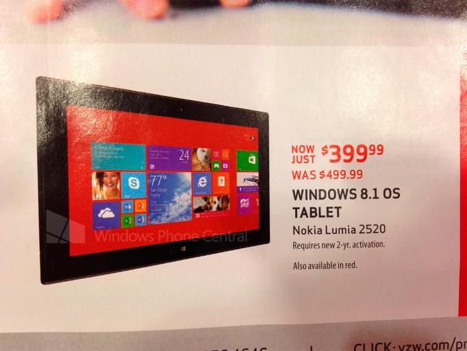 Lumia-2520-Verizon-Black-Friday