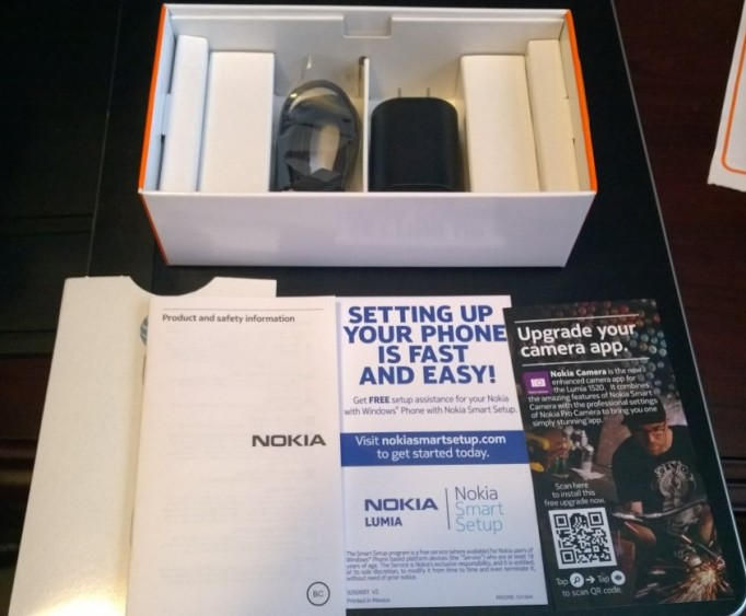 nokia lumia 1520 unboxed