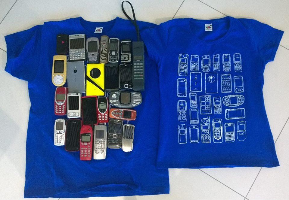 nokia shirt real life