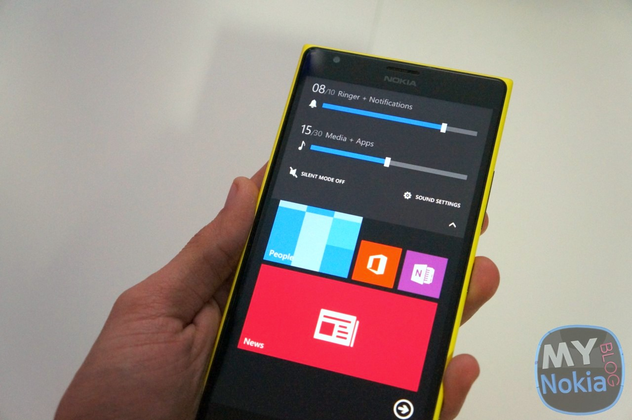 """Windows Phone 8 1 to Include """"Mute Conversations"""" Option in"""