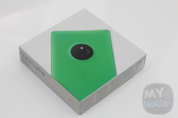 Nokia Lumia 830IMG_1463