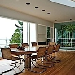 Buy Living Room Chairs Furniture Okc Step Into The Douglas House, A Richard Meier Renowned Home ...