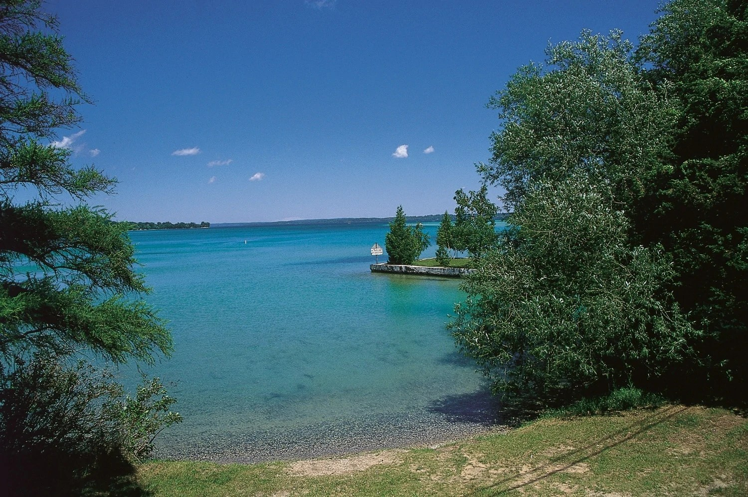 Iconic Outdoor Attraction Torch Lake in Northern Michigan  MyNorthcom