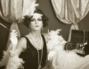 Murder Mystery Flapper Images 1920s