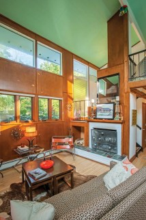 1970s Cottage Walloon Lake Modern Makeover