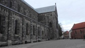 Domkyrkan, la cattedrale luterana di Lund - inizio costruzione 1080