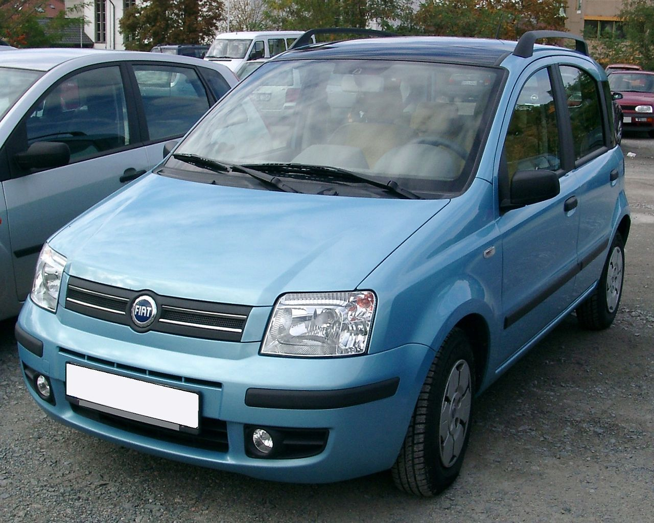 hight resolution of 2007 fiat panda front