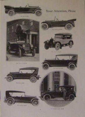 1921 Mets Standard Eight Velie Nash Case Car Print Ad