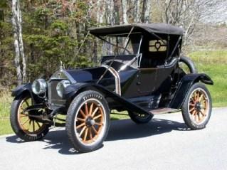 1922 Nash Coupe Automobile