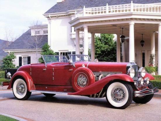 1929 Duesenberg Model J Dual-Cowl Phaeton