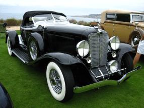 1932 Auburn V-12 Boattail Speedster