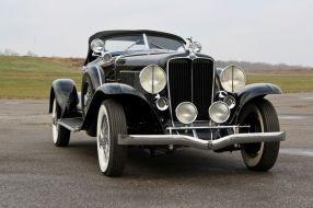1932 Auburn V-12 Speedster