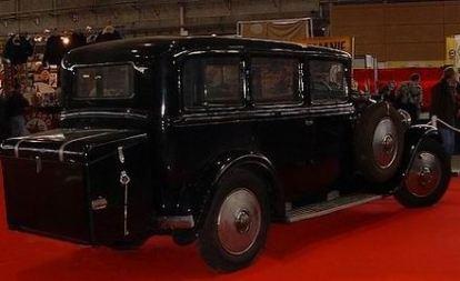 1932 Avion Voisin C16, unique example bodied by Ottin b