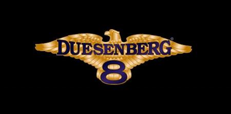 1934 Duesenberg 8 Logo