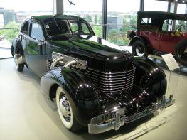 1937 Cord 812 Sedan
