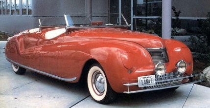 1940 Chrysler Newport Dual Cowl