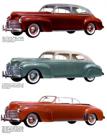 1941 Chryslers ad