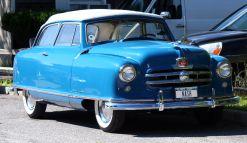 1950-52 Nash Rambler Custom 5265 convertible