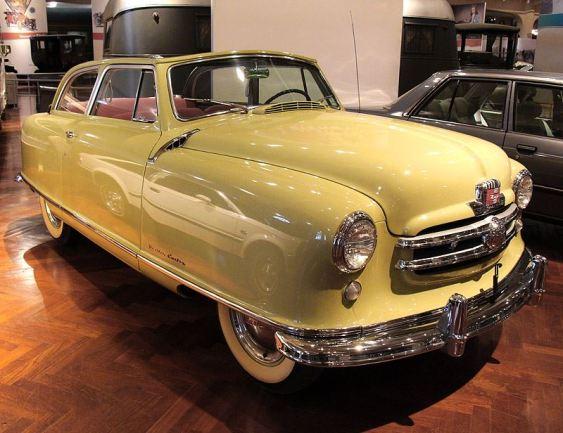1950 Nash Rambler Convertible Landau