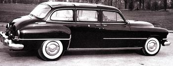 1953 chrysler imperial crown vatican limousine by ghia