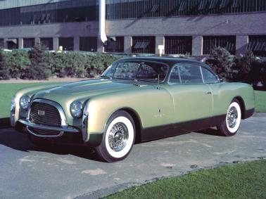 1953 Chrysler Thomas Special Concept