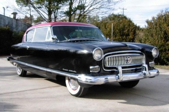 1954 Nash Ambassador Club