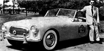 1954 nash healey
